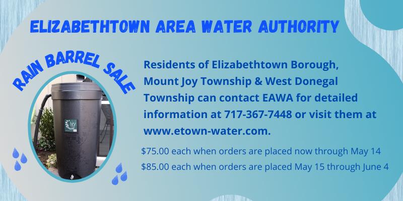 EAWA Rain Barrel